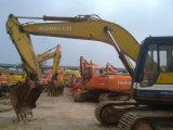 Máquina escavadora usada da esteira rolante de Kobelco Sk07-N2 para a venda