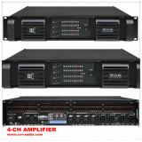 Cvr Nueva gama de 4 canales, energía de alto rendimiento Amplificadores