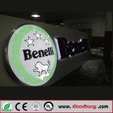 2016熱い販売3DアクリルLEDによって照らされるライトボックス