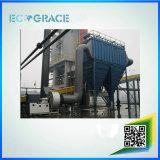Industrielles chemisches Staubbeutel-filternsystem mit Ventilator-Filter