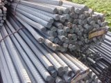 Barre en acier déformée Bs4449 B500b