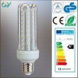 Высокая электрическая лампочка люмена 4u 15W E27 SMD2835 СИД