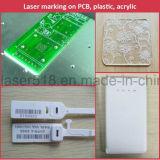 Schwarzweiss-Polykarbonat-Laser-Markierung/Plastiklaser-Markierungs-Maschine