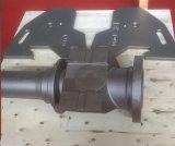 Carcaça de areia personalizada, carcaça do ferro, eixo da movimentação para o veículo industrial