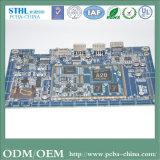 Placa de circuito do temporizador da placa de circuito do controle da placa de circuito do relógio