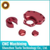 Планшайбы пульта управления CNC изготовленный на заказ алюминиевого изготовления подвергая механической обработке алюминиевые