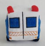 ODM Custom Pelush Ambulance Custom Plush Toy