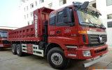 Foton Auman Etx 6X4のダンプカートラックかダンプトラック