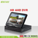 Completo 720 10 pulgadas de pantalla LCD de Seguridad Ahd DVR (SA-WL04)
