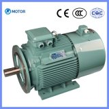 Ahorro de energía B3 B5 B35 conversión de frecuencia de bajo ruido de fase 3 asíncrono de CA Motor eléctrico engranaje reductor de velocidad (LY-280L4-2)