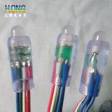 IP65 12mm RGB LED 화소 빛