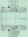 Mechanische Dichtung für Sugarmaking Industrie (Hz3)