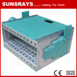 Nuevo tipo de quemador de aire industrial para el tratamiento de superficies metálicas de secado
