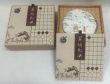 Коробка чая и коробка шахмат