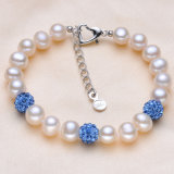 Süßwasser echtes des Perlen-Armband-perlt populäres Perlen-Armband-8-9mm AAA Armband