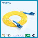 De Optische Kabel van de Vezel van Shenzhen, de Leverancier van het Koord van het Flard van de Vezel