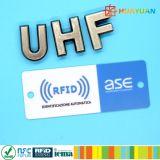 エポキシの満ちる134.2kHz受動EM4305 RFID Wastebinの札