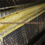 A folha de alumínio isolou o duto/duto isolado do condicionamento de ar