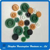 Couvertures en plastique colorées des chapeaux M6/M8/M10/M12 pour les vis de tête de plot Hex