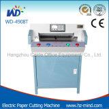 De professionele de programma-Controle van de Producent Scherpe Machine van het Document (wd-4908T)