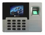 時間の出席のためのRealandの高品質ネットワーク指紋読取装置