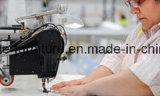Colchón de resorte del bolsillo de rectángulo de la espuma de la tela del telar jacquar que hace punto supremo
