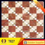 Materiales de construcción Composit del azulejo de mármol de la pared de suelo (T627)