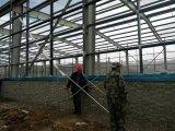 Magazzino prefabbricato della struttura di Peb della costruzione della struttura d'acciaio