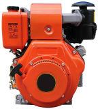 공기에 의하여 냉각되는 12HP 작은 디젤 엔진