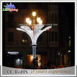 Werbung leuchten WeihnachtsstraßenlaterneLED-im Freien Pole dekoratives