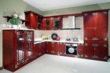 北アメリカのプロジェクトの現代食器棚