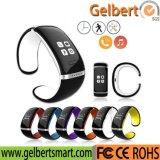 Pulsera elegante de Gelbert Bluetooth para la aptitud