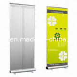 Advertizing al aire libre Custom Promotion Display Roll para arriba