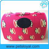 Produto do gato do cão do saco de portador do curso do animal de estimação da fábrica