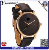 Uhr-imprägniern Luxuxqualitäts-Leder-Dame-Uhren beiläufigen der Frauen der Form-Yxl-917 Quarz-Armbanduhren für Frauen Montre Femme