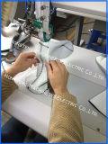 Máquina del lacre del aire caliente del departamento de la fábrica para la guarnición del zapato