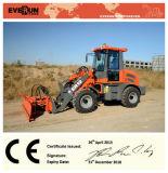 Everun 2017 Er12 Chine a fait à vente en gros de chargeur de frontal le petit chargeur avec le coupleur rapide