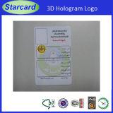 Cartão anticontrafacção da identificação com Watermark/impressão UV escondida