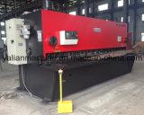 QC11k-12X4000 QC11k 시리즈 CNC 유압 단두대 깎는 기계