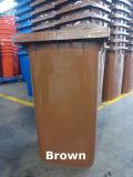 Contenitore di rifiuti di plastica di vendita calda durevole con i colori variopinti