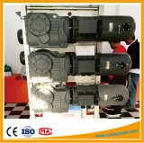 Moteur électrique de la machine 11kw 15kw 18kw d'élévateur de construction