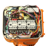 Étape approuvée de la CE 0.5ton 1ton soulevant l'élévateur à chaînes électrique avec le monophasé 220V