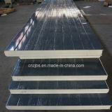 Zusammengesetzte Materialien Stahl-PU-Schaum-Sandwich-Panel
