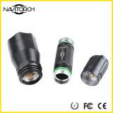 재충전용 5W 크리 사람 Q5 안전 경비 LED 플래쉬 등 (NK-618)