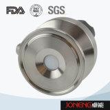 Válvula apertada asséptica sanitária da amostra do aço inoxidável (JN-SPV1009)