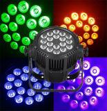 Stadium heller RGBWA_UV 18X18W LED NENNWERT kann beleuchten