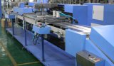 2 colori Automatic Screen Printing Machine per Nice Content Labels