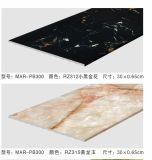 Panneau de mur de marbre de PVC