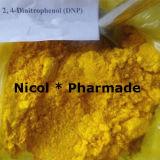 脂肪質バーナーDNP 2の4ジニトロフェノールの脂肪質の非常に熱いホルモンUSP標準DNP
