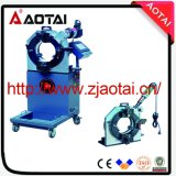 Saw Bit Blade Cold Cutting, cortador de tubos orbital manual e Beveller Machine
